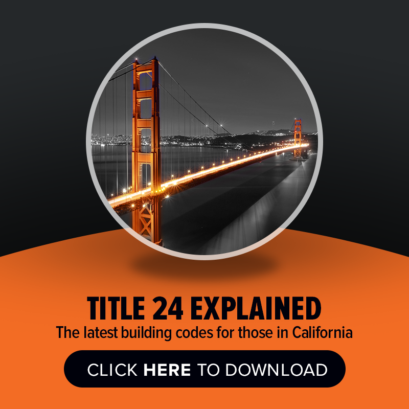 title 24 California codes explained